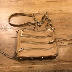 Rebecca minkoff zipper purse